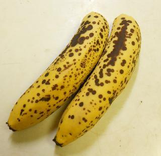 バナナとうふぱん1