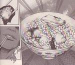 オイスターソース風味のカキ飯図