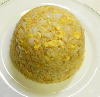 豆腐の餡かけチャーハン8