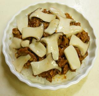米粉のビーフドリア7
