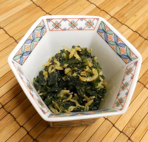 ほろにが蕗ご飯&蕗の葉とじゃこの炒め煮13
