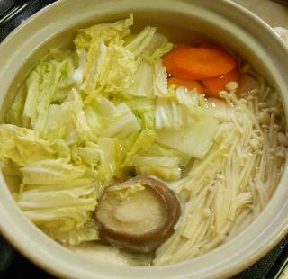 鱈と冬野菜の湯豆腐鍋5