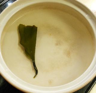 鱈と冬野菜の湯豆腐鍋3