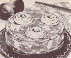 まるごとりんごケーキ図