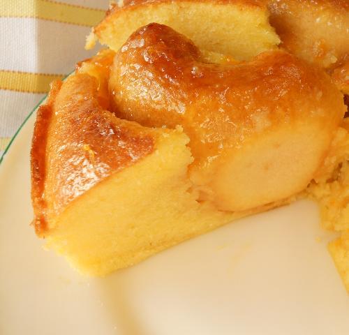 まるごとりんごケーキ16