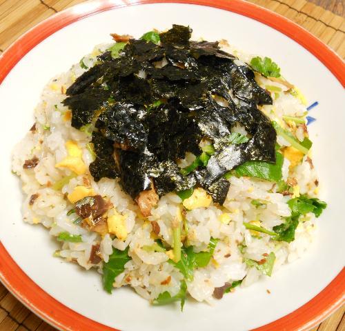 ガリと鰯蒲焼の混ぜ寿司11