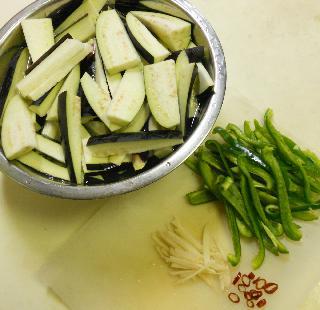 切り干し大根と豚の味噌炒め3