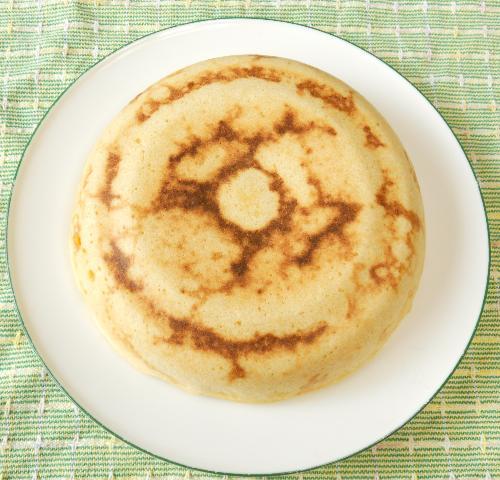 炊飯器のおからチーズケーキ&プリントースト12