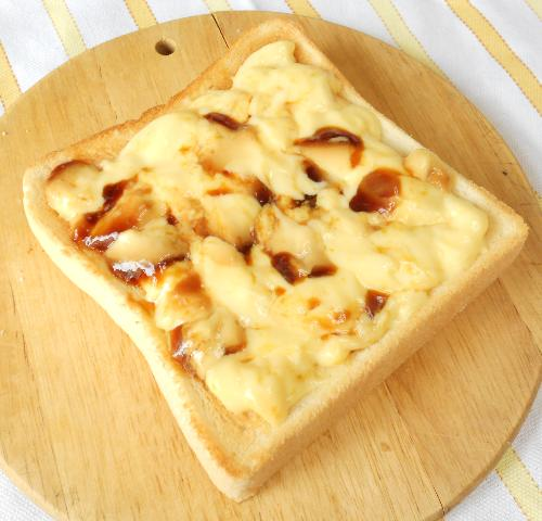 炊飯器のおからチーズケーキ&プリントースト18