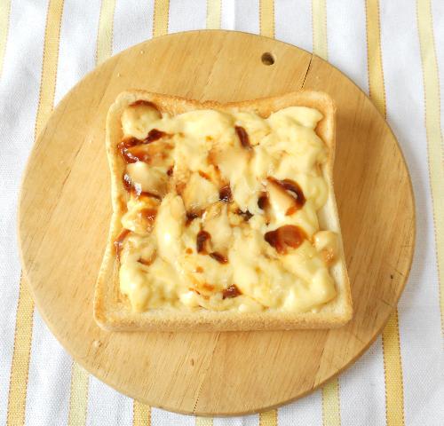 炊飯器のおからチーズケーキ&プリントースト17