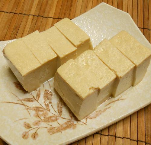 蜆肉飯と味噌漬け豆腐18