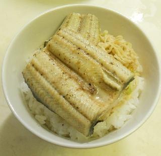 宇治丸のネギ塩焼き 干し大根の味噌和えのせ6