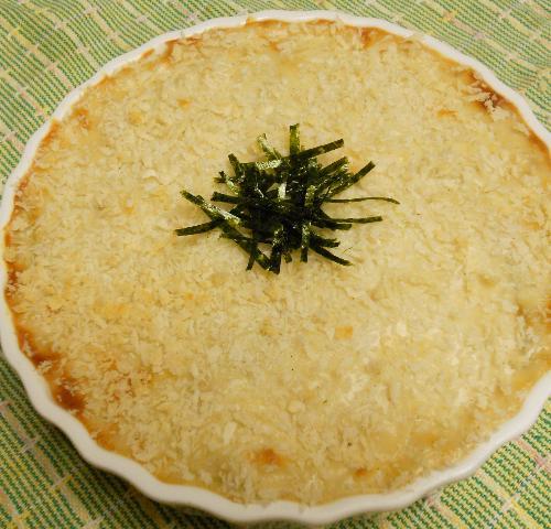 焼き味噌ご飯の和風ドリア11