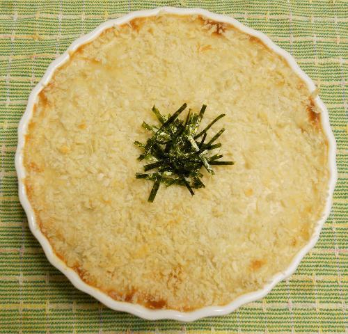 焼き味噌ご飯の和風ドリア10