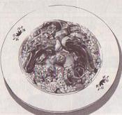 肉詰め獅子唐チャーハン図