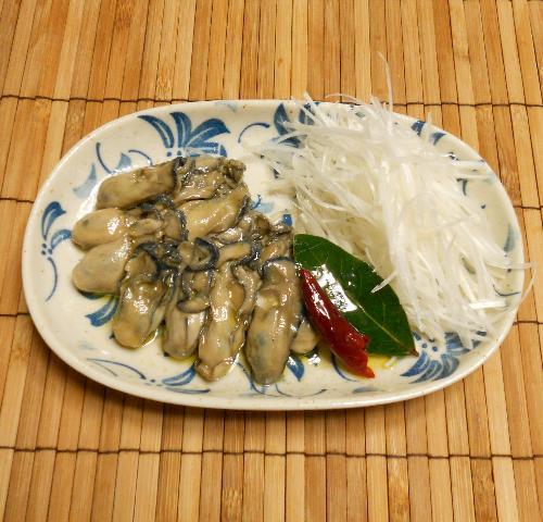 牡蠣オイル漬け7