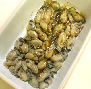 牡蠣オイル漬け4