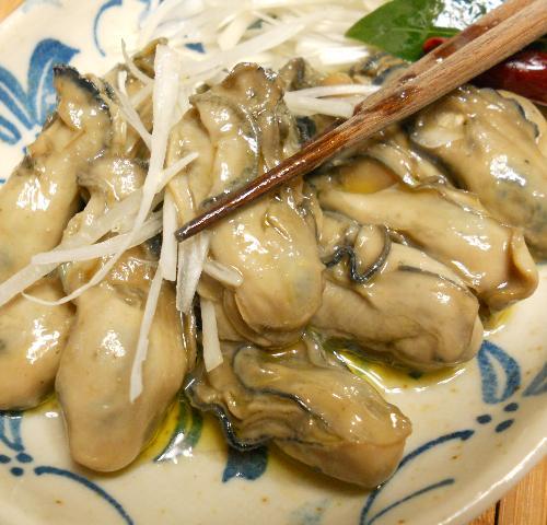 牡蠣オイル漬け9