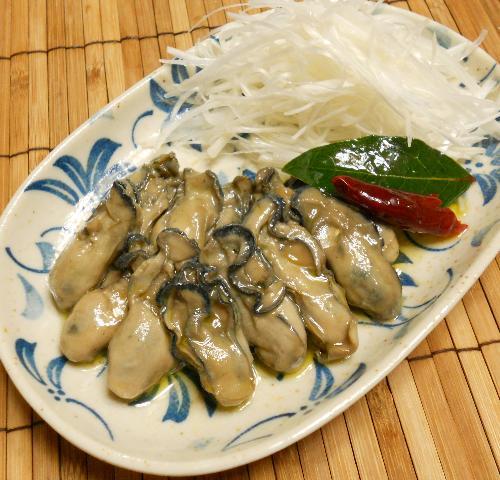 牡蠣オイル漬け8