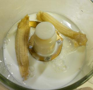 バナナのカクテル&抹茶のカクテル2