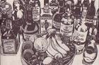 世界各国の様々なお酒とフルーツを使い、試行錯誤した模様