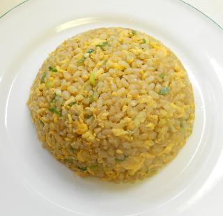 玄米の春キャベツチャーハン4