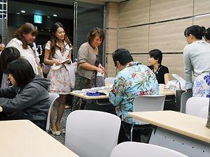東京講演会サイン