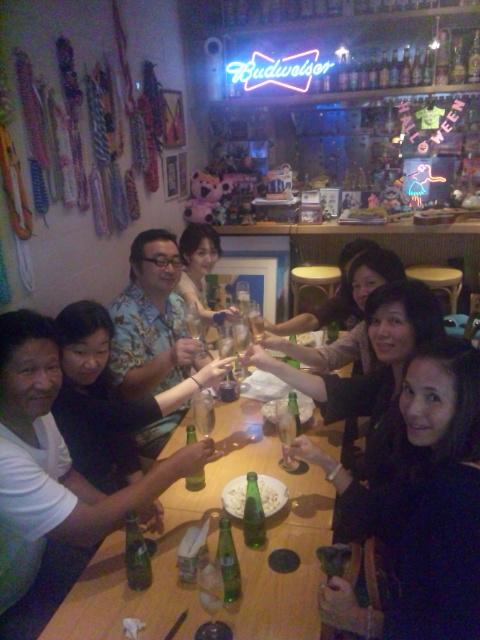 東京とんとんカフェ2011.10