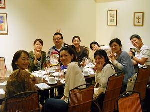 大阪とんとんカフェ2011.9