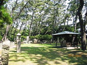 新潟護国神社戊新の役戦没者の碑
