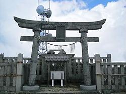 彌彦神社奥宮