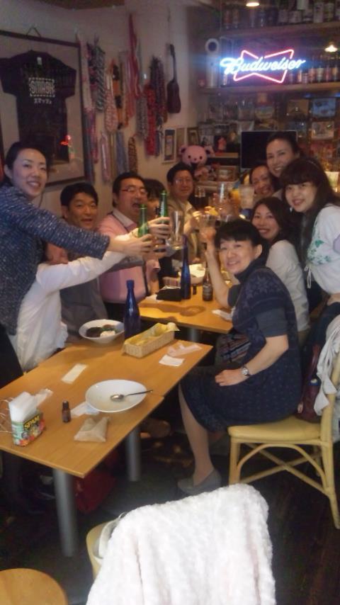 とんとんカフェ2012.4