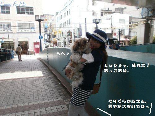 Luppy&ぐりぐらかあさん