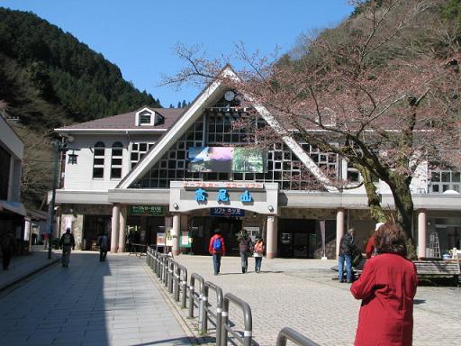 高尾ケーブル駅