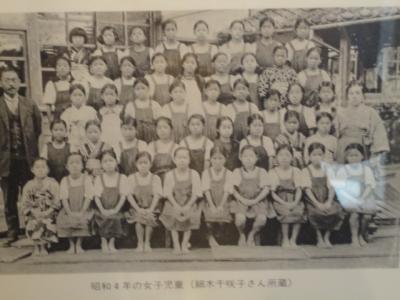 昭和4年の女子児童
