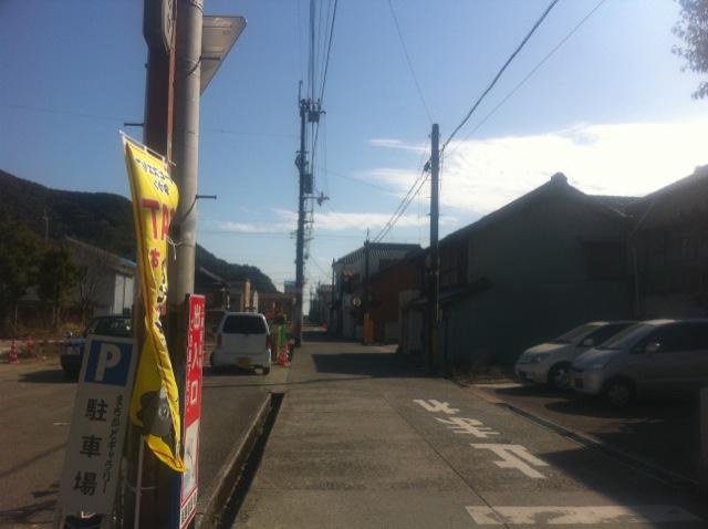 大津波警報の日の須崎海方面