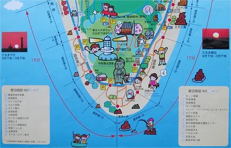 室戸岬周辺図