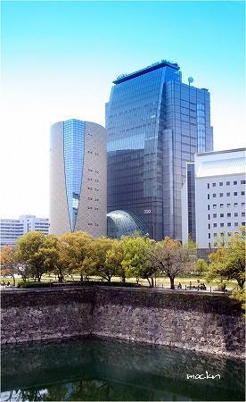 NHK大阪放送局と博物館