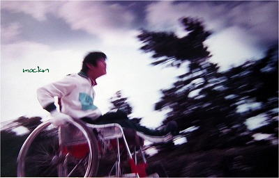 車椅子マラソン