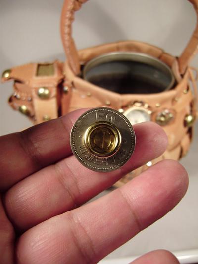 昔の50円玉