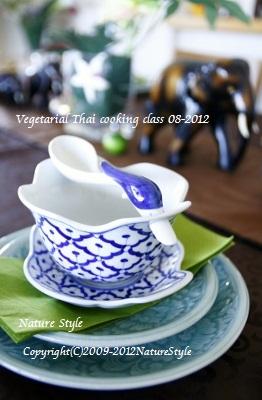 タイ料理テーブル3