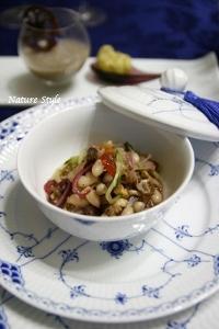 白いんげん豆のサラダ (200x300)