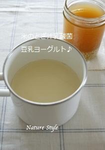 初豆乳ヨーグルト