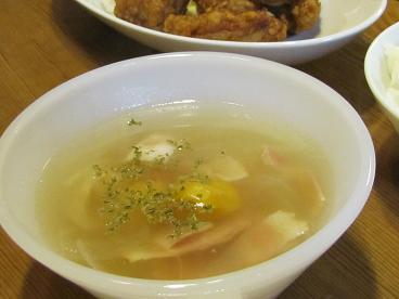 栗いりスープ