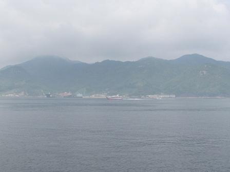 (たぶん)江田島