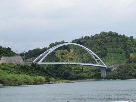 中の瀬戸大橋(たぶん)