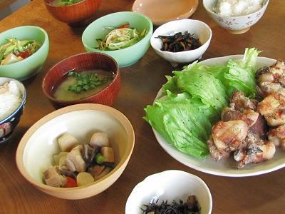 藻塩&塩麹 de バンゴハン