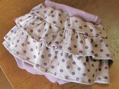 ふりふりスカート