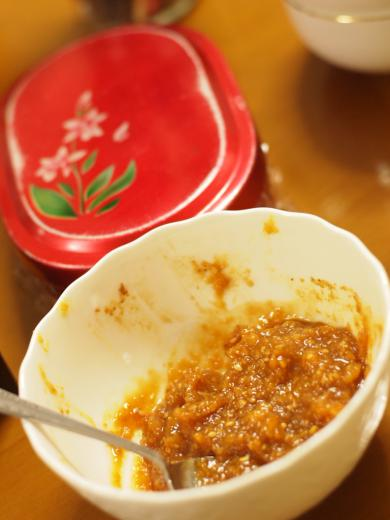 2013年1月3日夕食