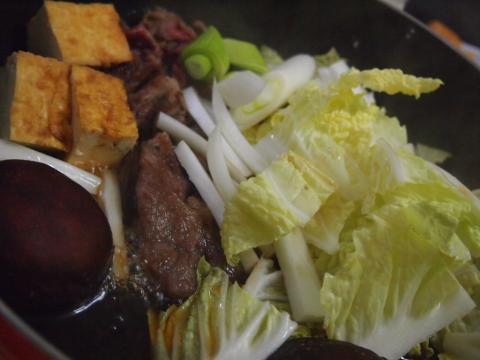 2012年1月3日夕食